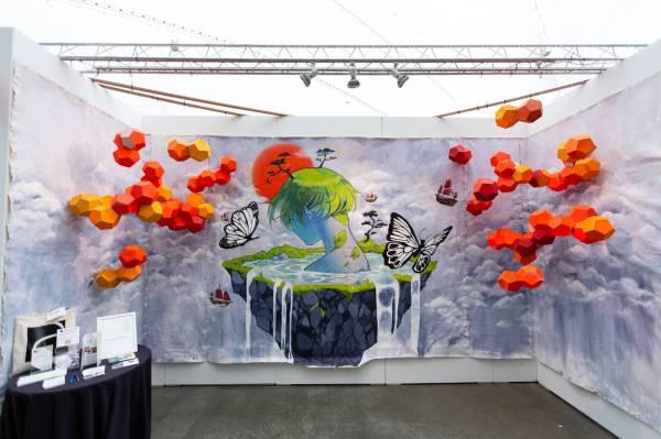 Art Vancouver Convention Centre
