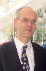 Photo of Dr. Timothy Barrett