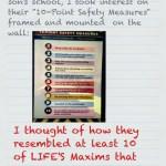 10-Point Life Maxims