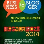 Let's Go to Blogapalooza 2014!