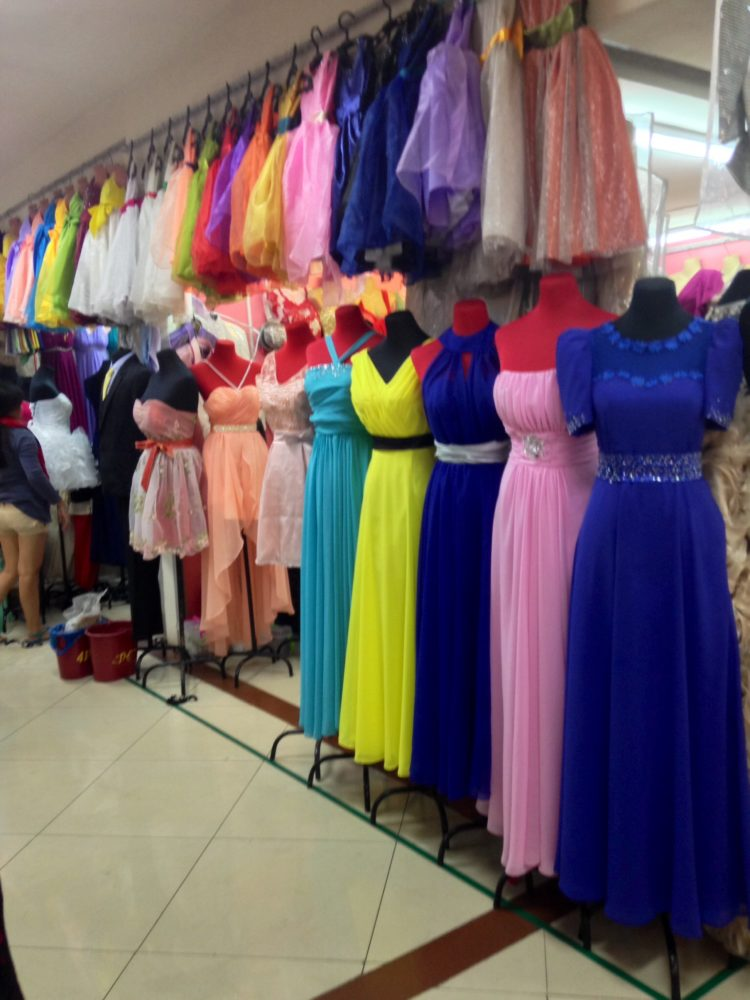Filipiniana Dress Rent Divisoria