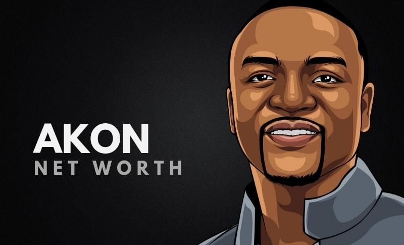 Akon's Net Worth in 2020