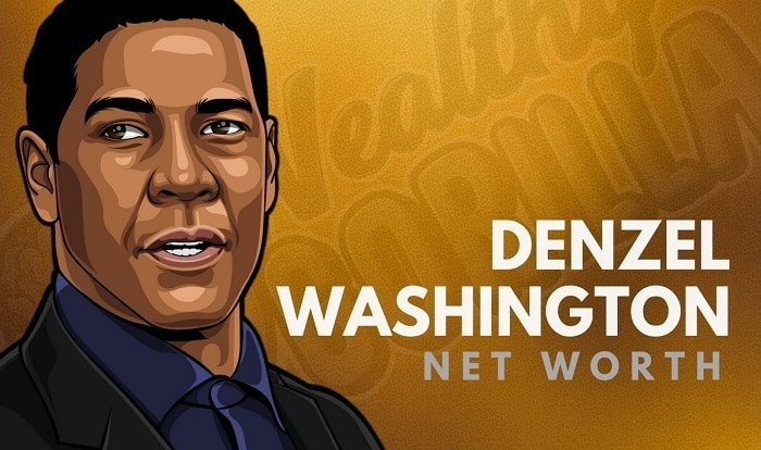 Denzel Washington's Net Worth in 2020