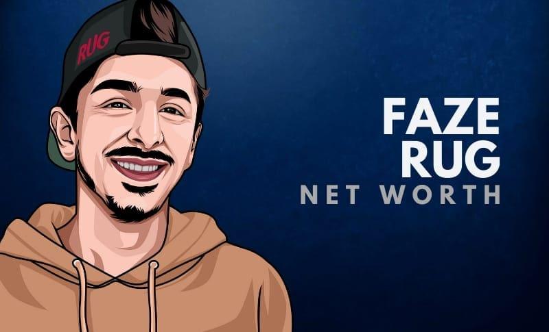FaZe Rug's Net Worth in 2020