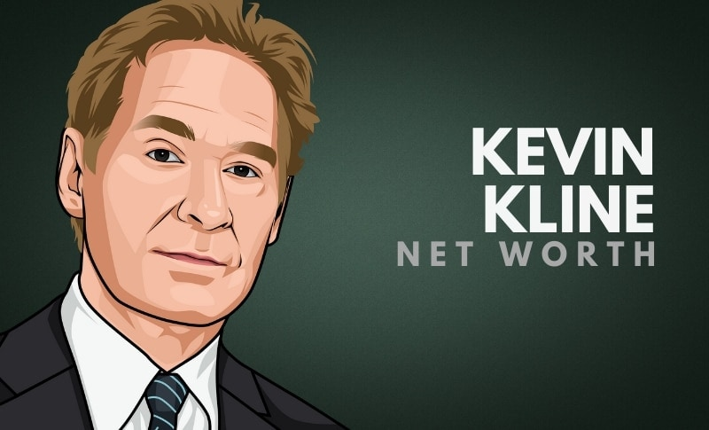 Kevin Kline's Net Worth in 2020