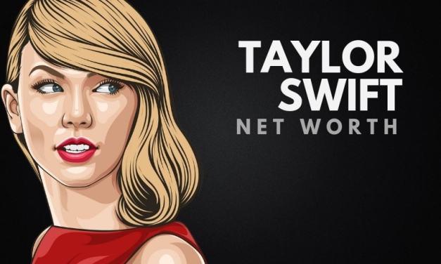 Taylor Swift's Net Worth in 2020