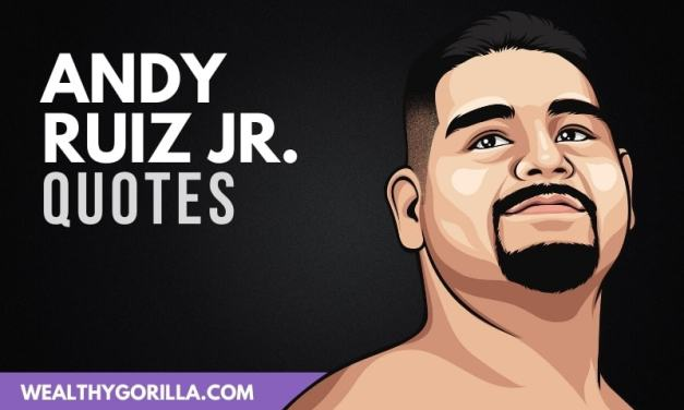 37 Motivational Andy Ruiz Jr Quotes About Success