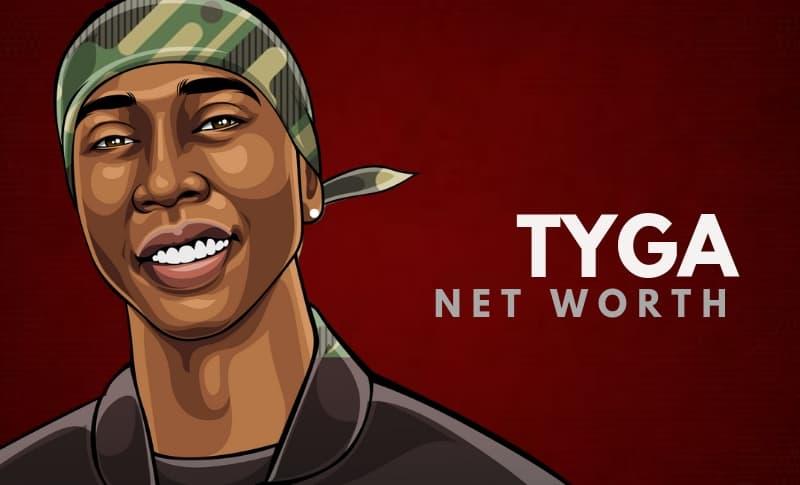 Tyga's Net Worth in 2020