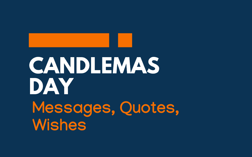 Candlemas Day: 65+ Messages, Greetings, and Quotes