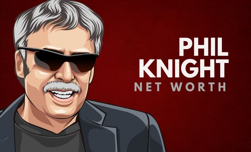 Phil Knight's Net Worth in 2020