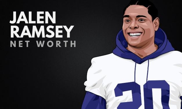 Jalen Ramsey's Net Worth in 2020