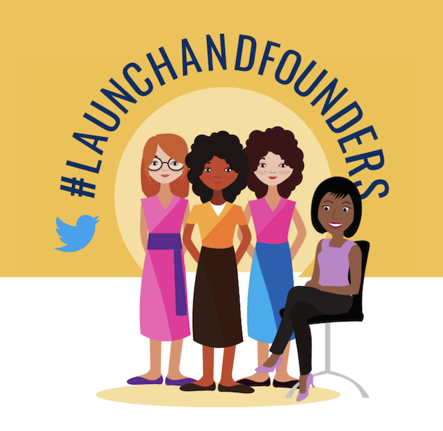 Hashtags; Networking in Quarantine by @lorisica #launchandfounders
