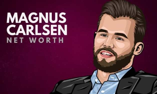 Magnus Carlsen's Net Worth in 2020