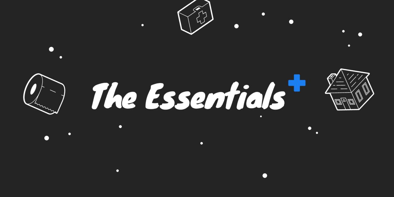 The Essentials, Issue #69:Cookie jar