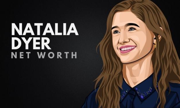 Natalia Dyer's Net Worth (Updated 2021)
