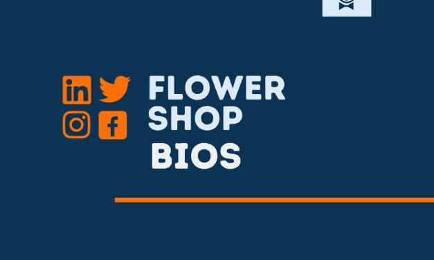 101+ Best Flower Shop bios for Social media