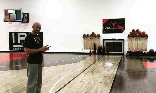 Passion and Action: How Mark Kinnebrew Manifested His Love for Basketball