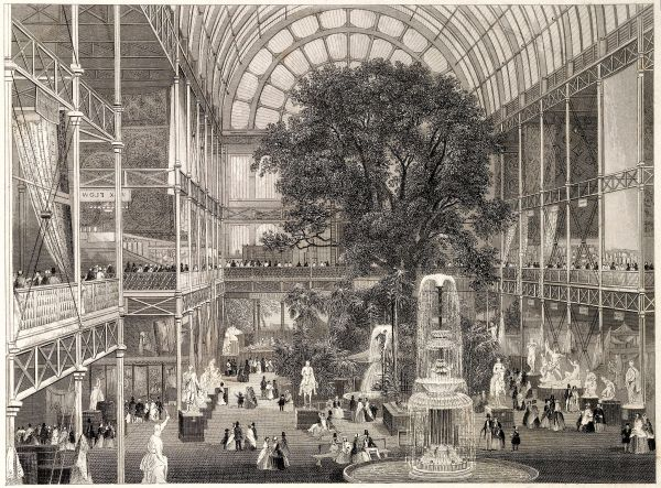 Great Exhibition 1851 Crystal Palace
