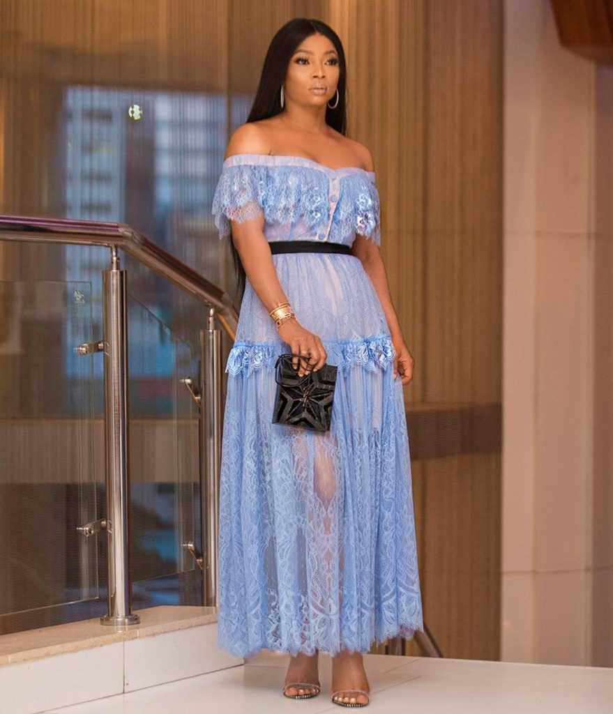 Image result for pictures of Toke Makinwa