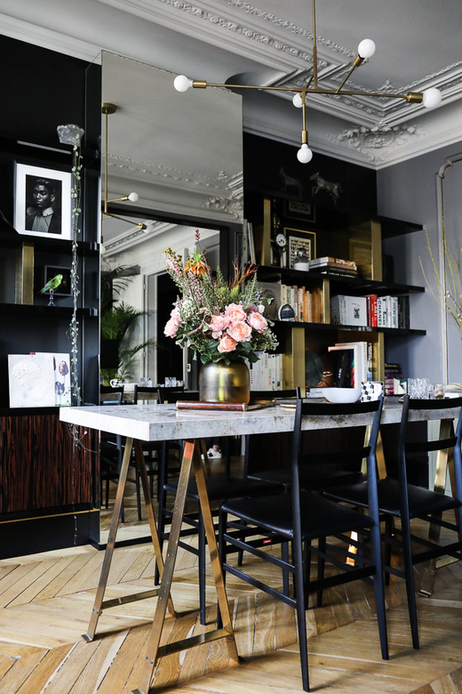 10 dining room tables the socialite