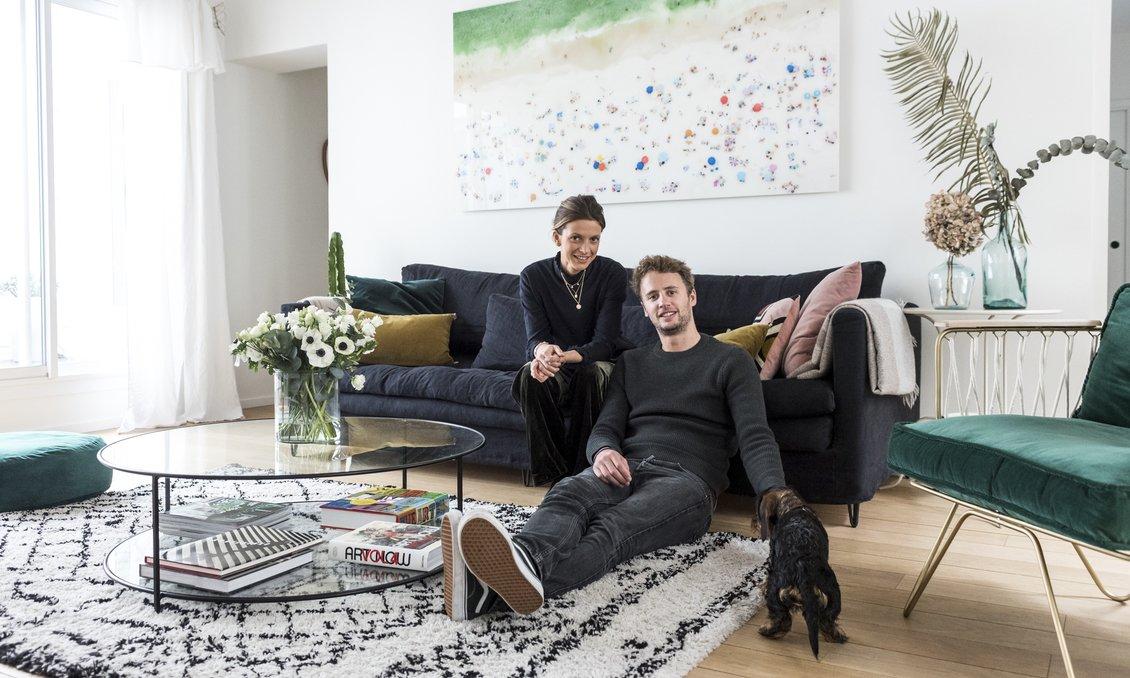 Jessica et Hugo Mulliez - The Socialite Family