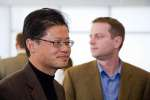 Jerry Yang and David Filo, Founders of Yahoo!