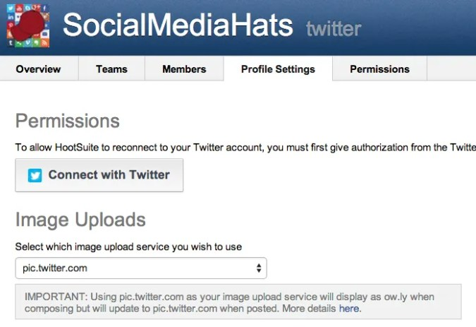 How To Share Full Images To Twitter Using HootSuite - The