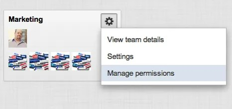 Manage Team, Team Member and Social Profile settings and permissions easily.