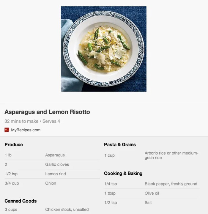 View Recipe Details on Pinterest
