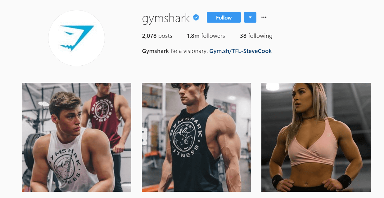 A fashion influencer helped Gymshark grow from $0 to $1.5 M in two years.