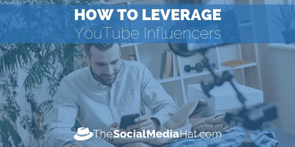 Here's how you can combine both YouTube and influencer marketing to promote your brand.