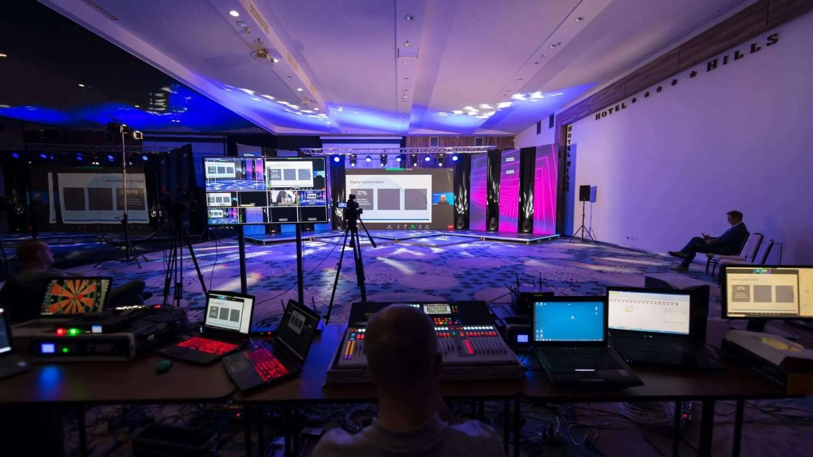 Virtual Event Speaker
