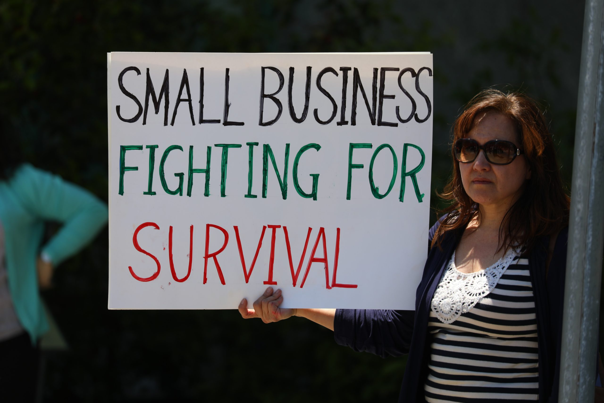 Small Businesses fighting for survival must begin to differentiate themselves