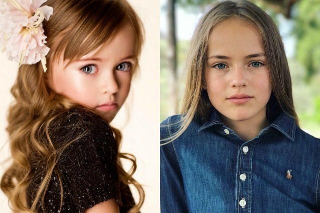 Kristina Pimenova Il Cambiamento Dopo La Crescita