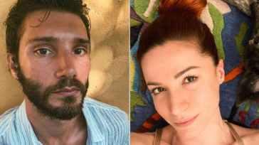 """Andrea Delogu soccorsa da Stefano De Martino dopo una brutta caduta, il racconto: """"Mi ha salvata"""""""