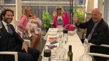 Eleonora Daniele commossa per il regalo di Mara Venier alla figlia Carlotta: i retroscena del battesimo