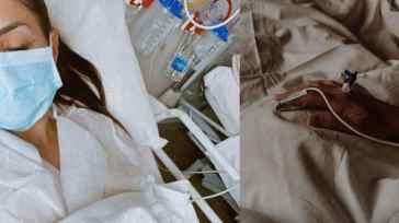 Nicoletta Larini ricoverata in ospedale per un'operazione: il racconto della fidanzata di Stefano Bettarini