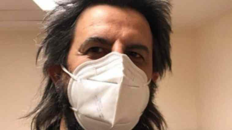 Omar Pedrini ricoverato in ospedale: il cantautore operato per un aneurisma aortico