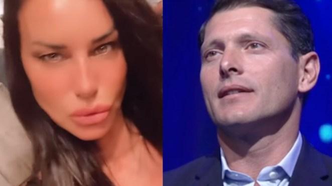 Antonella Mosetti contro Aldo Montano