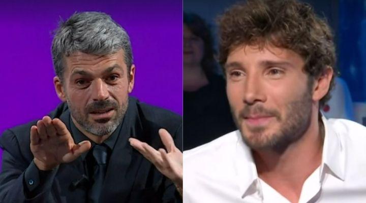 """Luca Argentero è geloso di Stefano De Martino. La moglie gli mette """"like"""" e l'attore sbotta: """"Basta!"""""""