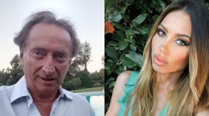 Vera Miales è fidanzata con Amedeo Goria: la modella di 36 anni vuole un figlio, ma lui entra single al Grande Fratello Vip