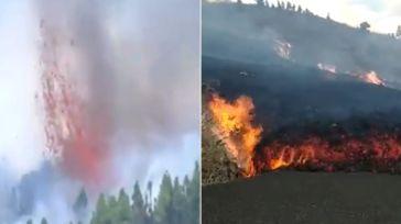 Erutta il vulcano Cumbre Vieja: terremoti e strade in fiamme. Le immagini e i video da Las Palmas