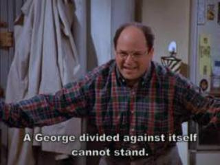 Independent George's Identity Work