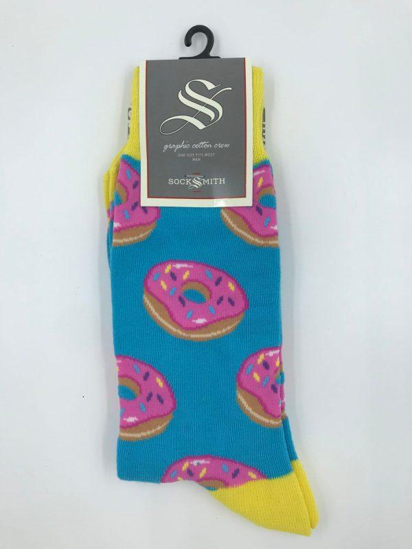 Socksmith Donuts