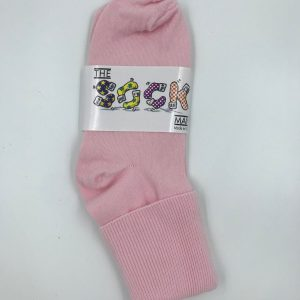 Sock Man Pima Cotton Cuff Sock