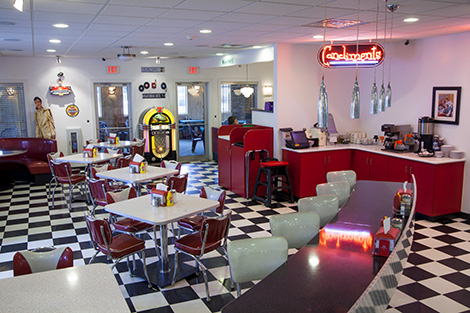 About The Soda Fountain Restaurant Remsen NY