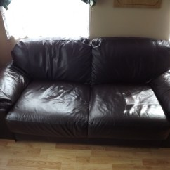 Leather Sofa Repair London Ontario Style Daybed Cushion Refilling The Manthe Man Before