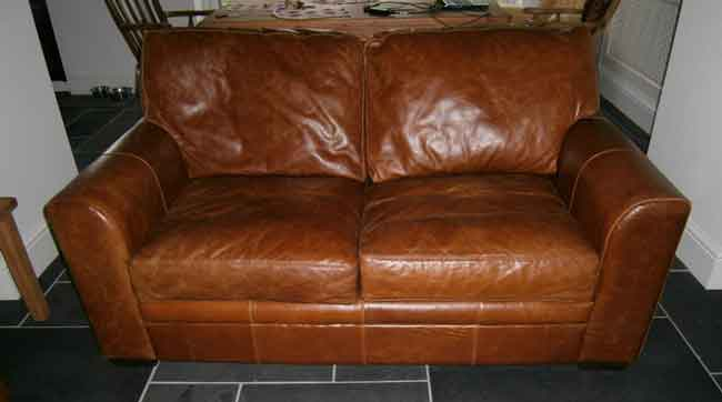 foam cushion replacement for sofa white modern leather refilling - the repair manthe ...
