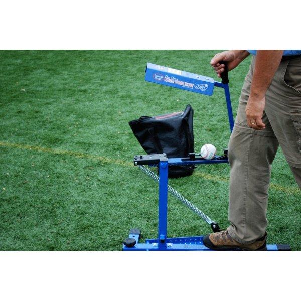 Louisville Upm45 Blue Flame Pitcher - Field Equipment