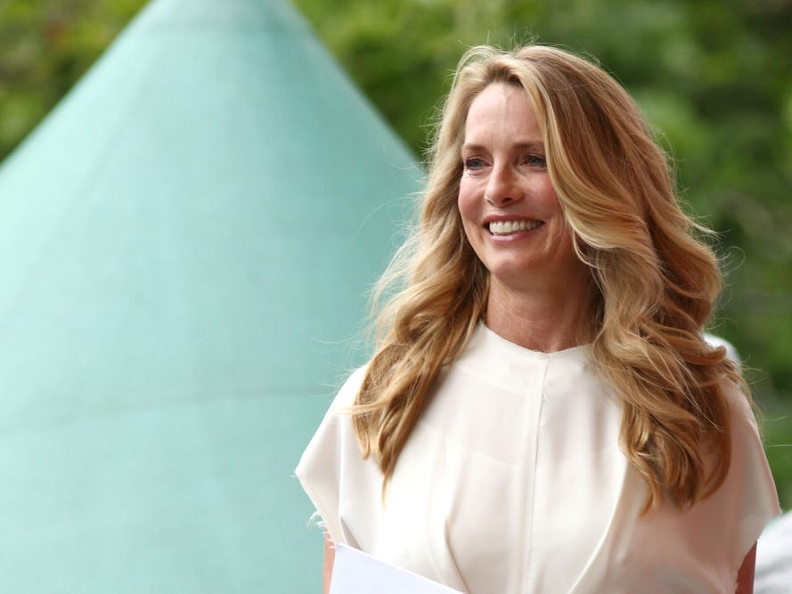Laurene Powell Jobs Doesn't Want To Accumulate Wealth. She Wants To Change The World | The Software Report